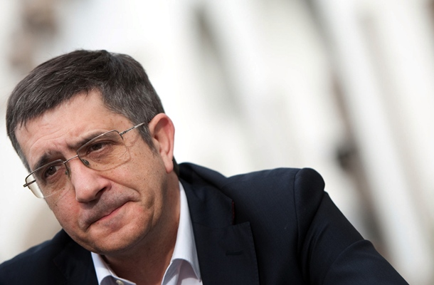 Patxi López PSOE vasco