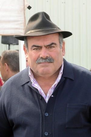 Pedro Molina, presidente de la Federación de Arrastre Canario. | S. MÉNDEZ