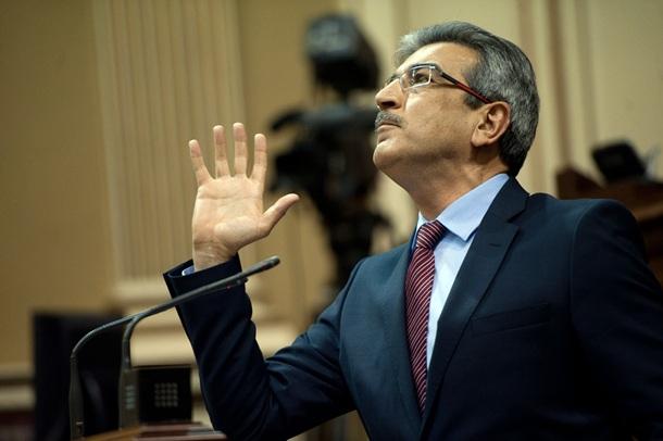Román Rodríguez debate sobre el estado de la nacionalidad
