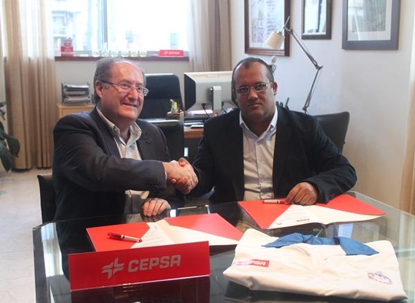 Salvador García y Pedro González. | DA