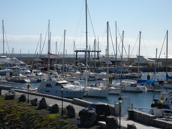 La actividad náutica firme apuesta del municipio. | J. L. C.