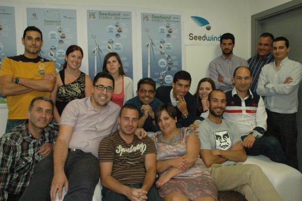 Seedwind equipo