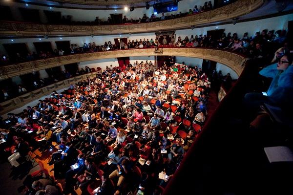 El Teatro Guimerá. / FRAN PALLERO