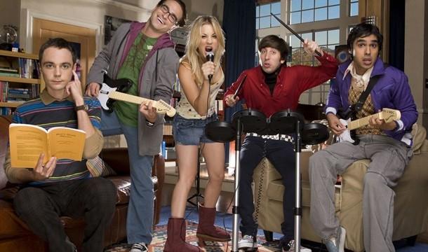 The Big Bang Theory entrega becas científicas por valor de cuatro millones