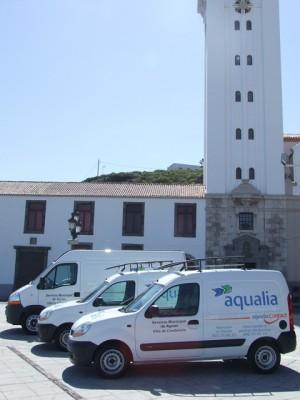 El reglamento tratará de controlar, por ejemplo ahora, a Aqualia. | DA