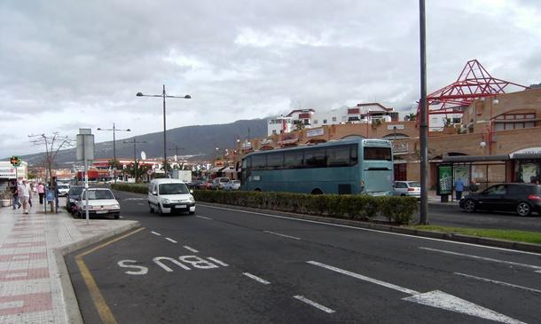 avenida de Los Pueblos