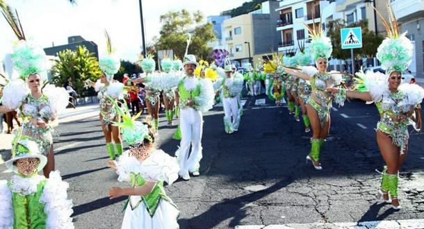 Coso carnaval Granadilla