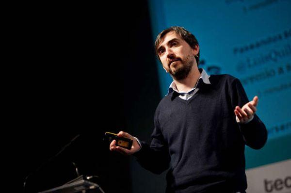 Ignacio Escolar visitó Tenerife para participar en Tecnológica Santa Cruz