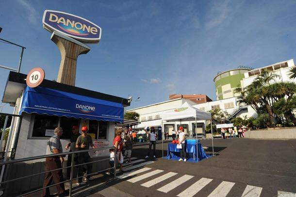 Fábrica Danone Tenerife