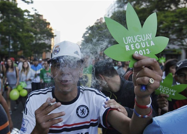 legalizacion marihuana Uruguay