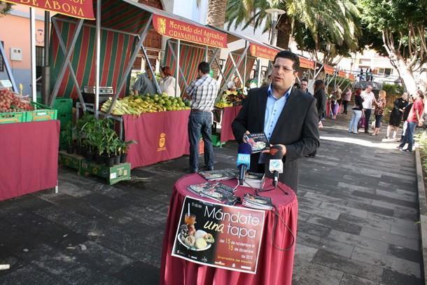 Mercadillo Agricultor Granadilla Esteban González