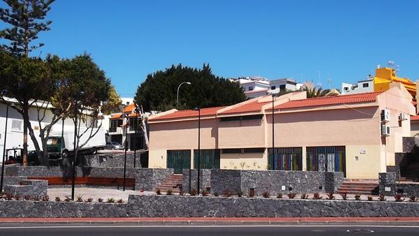 El mercado El Almácigo estará ubicado en la calle Guarpía del casco isorano.   N. D.