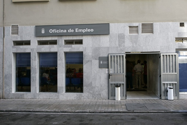 oficina empleo Servicio Canario de Empleo