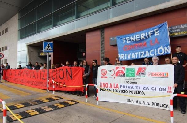 privatizacion AENA