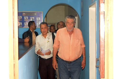 Liberado canario Jaime Pérez en Guárico