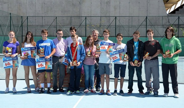 Torneo Juvenil Carnaval de tenis
