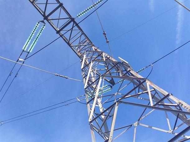 torreta electricidad