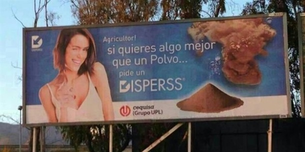 valla publicidad sexista