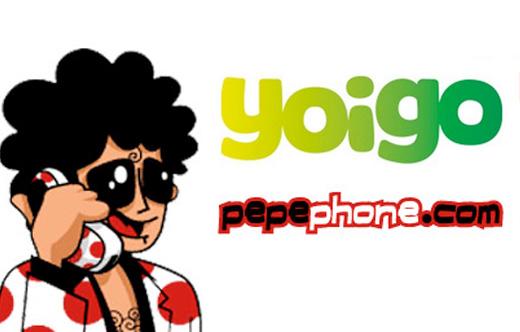 YOIGO PEPEPHONE