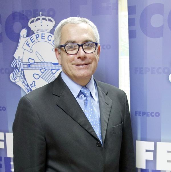 Óscar Izquierdo (Fepeco). / DA