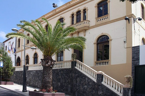 Ayuntamiento de Adeje. / DA
