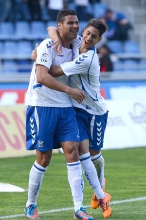 Ayoze y Aridane liderarán, previsiblemente, el ataque local. | S.M.