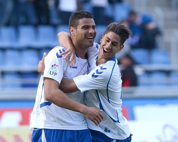 Aridane y Ayoze p