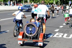 El carril bici ha sido una de las propuestas electorales de CC. / J. G.