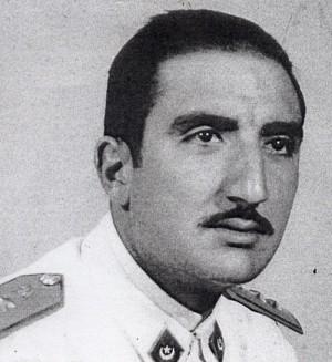 el coronel de Infantería Arturo González Martín, teniente defensor del puesto de El Tenín de Amelu / DA