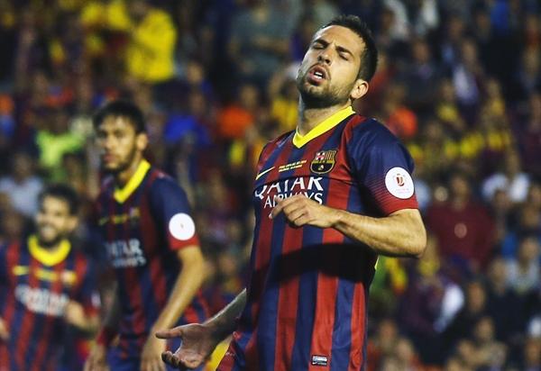 Final de la Copa del Rey.   REUTERS