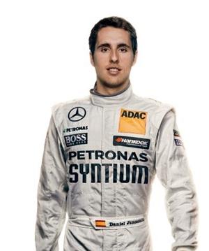Daniel Juncadella DTM Mercedes Benz