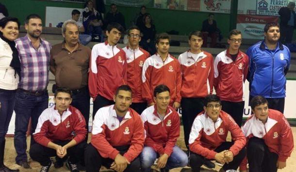 Añavingo Chimisay de Arafo Escuela de Lucha de Arafo