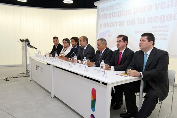 La presentación se desarrolló en la Factoría de Innovación Turística. / DA