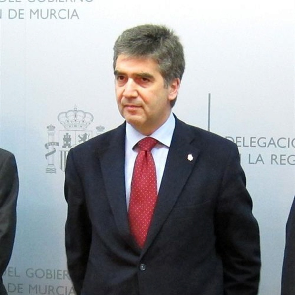 Imagen de archivo del director general del CNP, Ignacio Cosidó. / EP