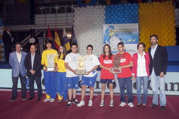 Campeonato de Canarias de escolares