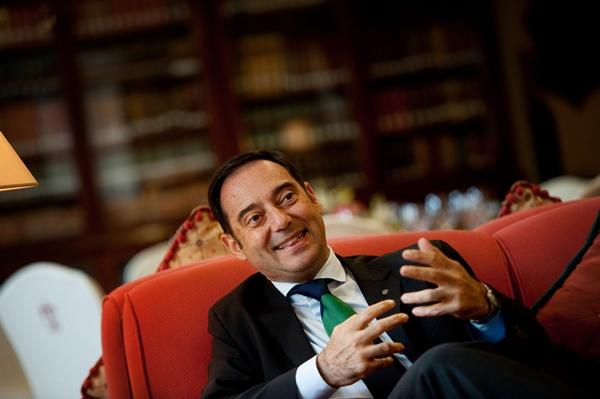 José Alberto Muiños, Real Casino de Santa Cruz de Tenerife