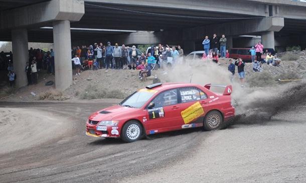 Juani Santana Slalom San Bartolomé