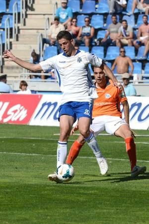 Juanjo realizó un partido muy completo, viendo incluso portería. | S.M.