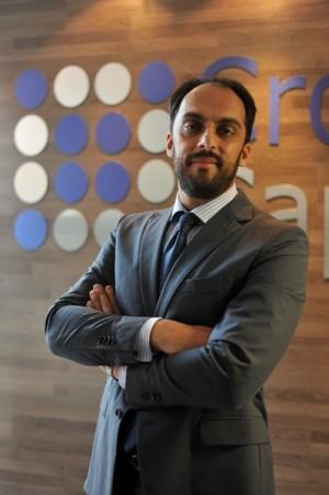 Munesh Melwani. | FRAN PALLERO