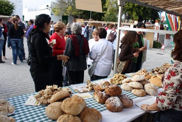 La muestra de panes se desarrollará como es habitual en Arico Nuevo. / DA