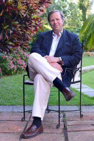 Ramón Estalella, secretario general de CEHAT. | SERGIO MÉNDEZ