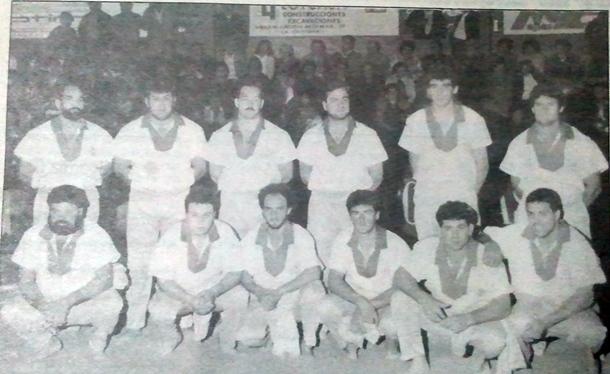 Rapido de Ravelo 1992