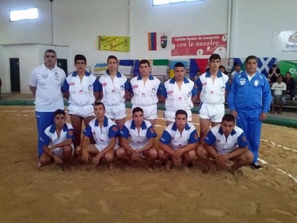 Seleccion Infantil de Tenerife Faro de Maspalomas