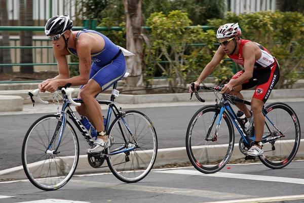 Ricardo Hernández competirá a pesar de los problemas físicos que arrastra. / DA