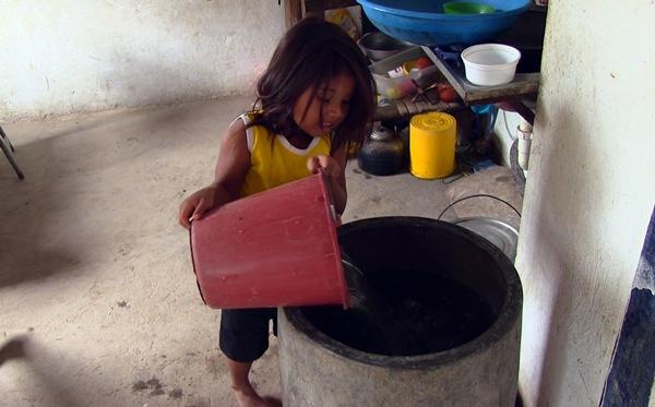 Una de los actuales iniciativas de Twig Project, empresa tinerfeña de base social, es la construcción de sistemas de abastecimiento de agua en la comunidad de Julcuy, en Ecuador. | DA