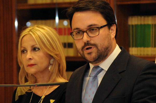 Australia Navarro y Asier Antona. / DA