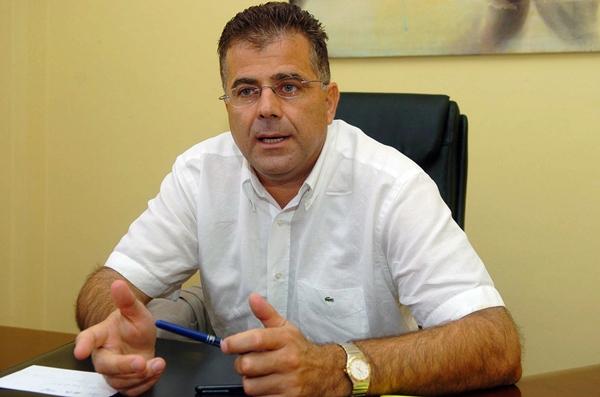 Antonio Sosa, concejal de Medio Ambiente. / DA