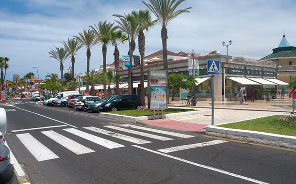 avenida de Las Américas