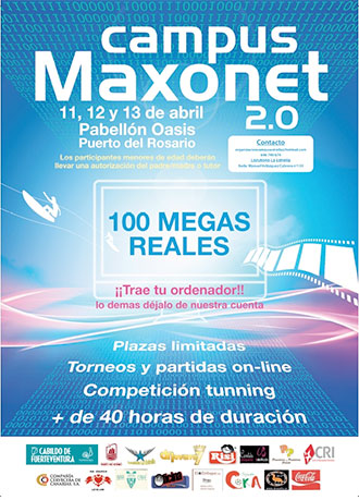 CAMPUS MAXONET 2014