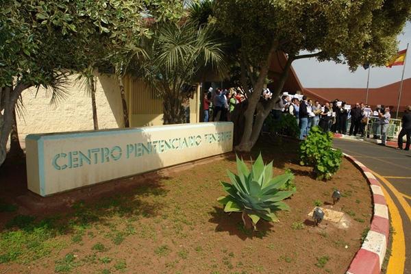 Imagen exterior del Centro Penitenciario Tenerife II. | DA